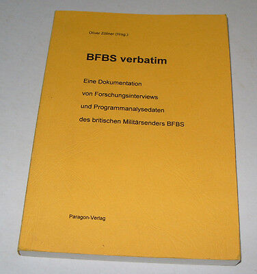 British Forces Broadcasting Service BFPS Radio in Germany