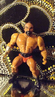 Vintage 1983 He-Man MOTU Masters of the Universe JITSU Loose Action Figure~