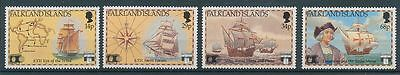 # Falkland Islands Nr. 548/51  Postfrisch