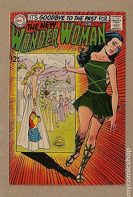 Wonder Woman (1942-1986 1st Series DC) #179 FN 6.0