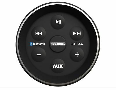 Hogtunes Bluetooth Music Controller Black (BTS-AA)