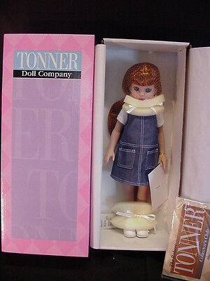 Robert Toner Collector's Club Doll Jane New In Box