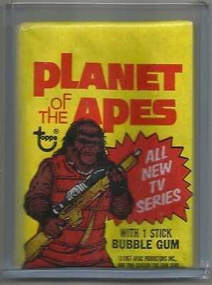1974 Planet of the Apes (Topps) UNOPENED WAX PACK