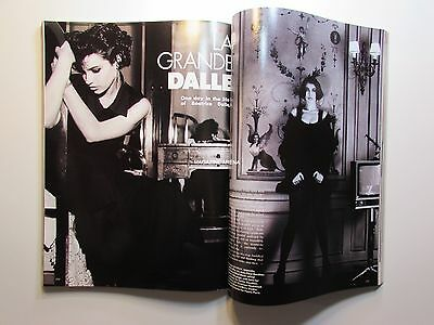 Beatrice Dalle / Madonna / Jack Huston / Vogue Magazine