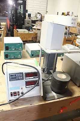 Parr Pressure Reactor 4566 With 4843 Control Press React App 300Ml