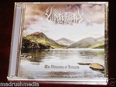 Winterfylleth: The Divination Of Antiquity CD 2014 Candlelight USA CDL566CD NEW