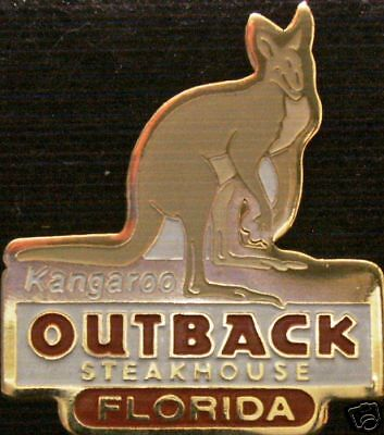 A1544 Outback Steakhouse Florida Kangaroo