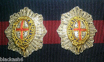 British Army, Coldstream Guards Officers Pips x 2