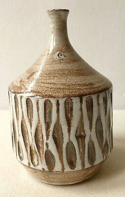 Briglin Pottery - unusual studio pottery vase