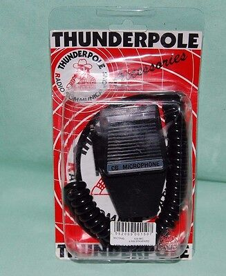 Thunderpole CB 520 Microphone 4 Pin Standard Wired With Packaging