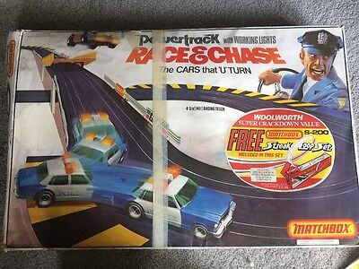 Matchbox Powertrack Race & Chase - Spares
