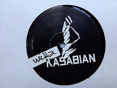 Kasabian ‎– With A Kasabian : Lost Souls Forever BREAKS Remix 12""
