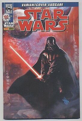 STAR WARS (deutsch) # 100 VARIANT - COMIC ACTION 20012 - TOP