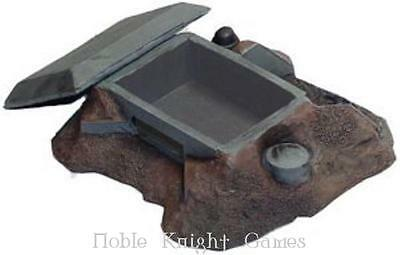 JR Miniatures WW II Building 15mm Small Pillbox w/Removable Roof Pack MINT