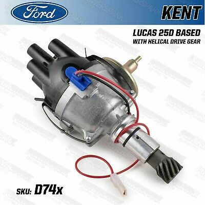 X Flow Distributor for Ford 1100 1300 1300GT 1600 & 1600GT Engines