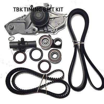 Timing Belt Kit For Honda Acura 19200 P8a A02 14400 P8a A02 Aisin
