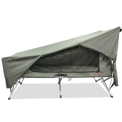 Jet Tent Bunker XL (Swag and camp bed in 1) Extra Large