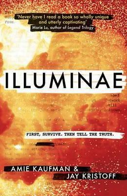 NEW Illuminae: Book 1 By Jay Kristoff Paperback Free Shipping