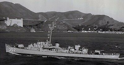 Giant 1/70 Scale Butler Class Destroyer Escort Model Ship Plans and Templates