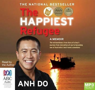 NEW The Happiest Refugee By Anh Do CD in MP3 Format Free Shipping