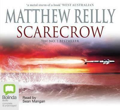 NEW Scarecrow By Sean Mangan Audio CD Free Shipping