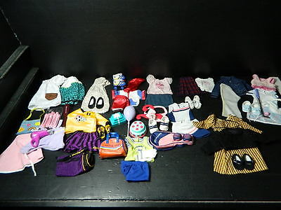 Lot Of Pleasant Company And American Girl Doll Tagged Clothes