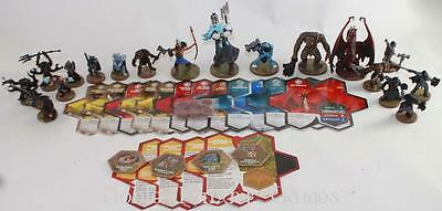 WOTC HeroScape Loose Figure Wave #13 - Moltenclaw's Invasion - Complete Set NM