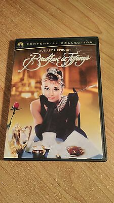 Breakfast at Tiffanys (DVD, 2009, 2-Disc Set ) Audrey Hepburn