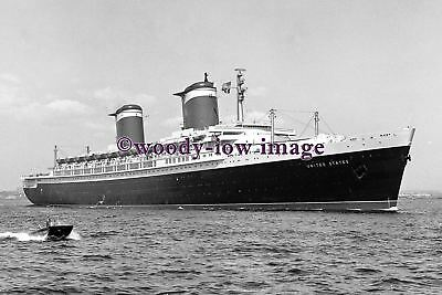 mc5164 - United States Lines Liner - United States - photograph