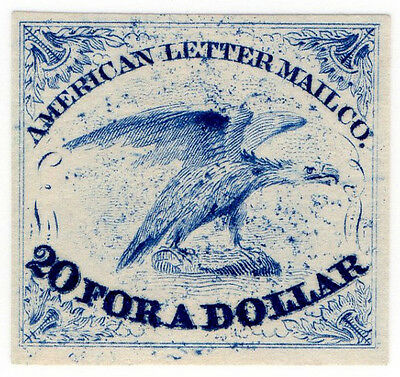 (I.B) US Local Post : American Letter Mail 5c