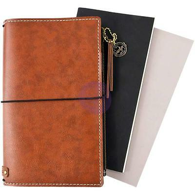 Prima Traveler's Journal Starter Set - Nomad 592592