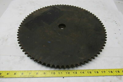 """Martin 50B80 #50 Single Row Sprocket 1-7/16"""" Bore to Size 80 Tooth"""