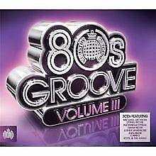 80S Groove 3 : Various Artists NEW CD Album (MOSCD307)