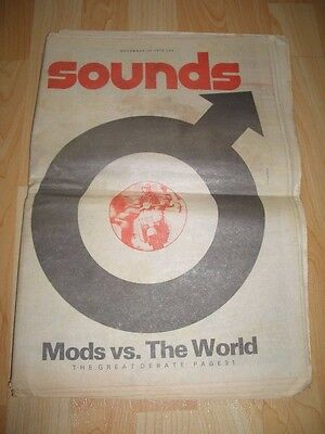 SOUNDS MODS Vs THE WORLD REVIVAL 79 THE JAM CHORDS SPEEDBALL CROOK SECRET AFFAIR