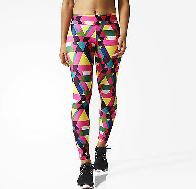 adidas Ultimate Fit Triax Ladies Running Tights