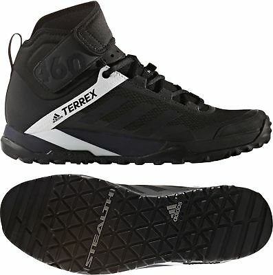 adidas Terrex Trail Cross Protect Mens Shoes - Black