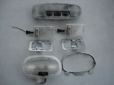 Ford Mondeo Mk3/focus Upgrade Interior Lighting Kit/front/rear/2Xcourtesy Light