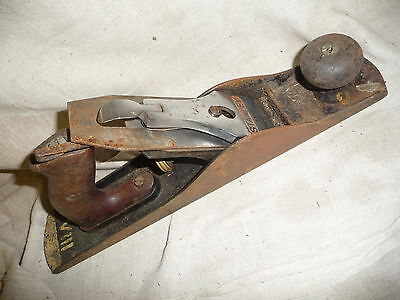 Vintage plane STANLEY No. 5 2 1/2 inch wide 13 1/2 inch long