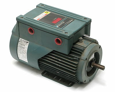 Reliance VSM500 Variable-Speed AC Drive w/Integrated 1HP 3-phase Motor