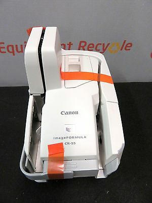 Cannon Image Formula CR-55 Check Reader Scanner ImageFormula New