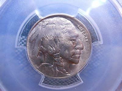 1913 Type-1 Buffalo Nickel - Pcgs Ms64 - Bu Brilliant Uncirculated