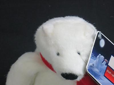 New Coca-Cola Advertising Polar Bear L'ours Polaire Share The Magic Plush 2007