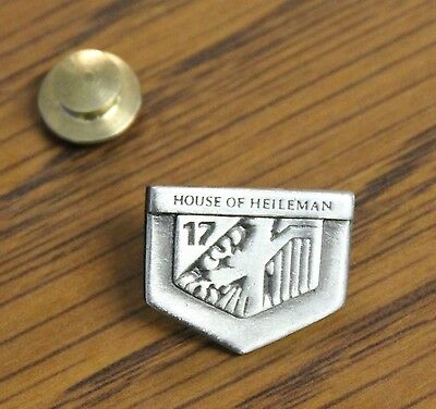 HOUSE OF HEILEMAN Lapel PIN Badge - American 1858 Beer Brewery - Bar Brew