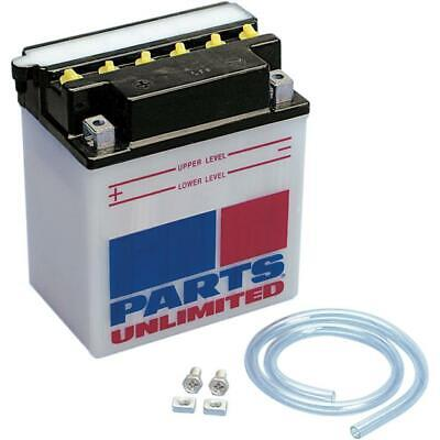 Parts Unlimited - 6N112D - 6V Conventional Battery, Y6N11-2D