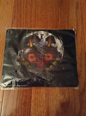 The Legend of Zelda: Majora's Mask Mouse Pad 9 X 7 Brand New Never Opened