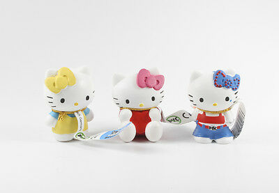 Hello Kitty === 3 x Figuren Bully Bullyland
