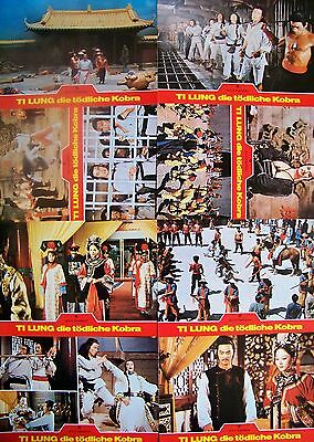 Eastern + Story Of Chivalry + Ti Lung + Martial Arts + 16 German Lc's +