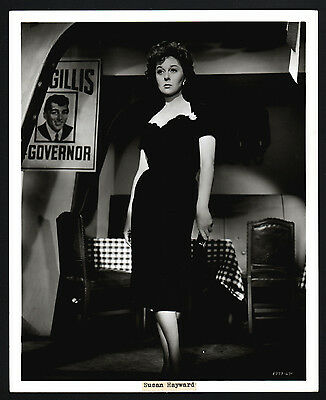 Susan Hayward, ADA, american actress, Schauspielerin, Pressefoto, photo /121