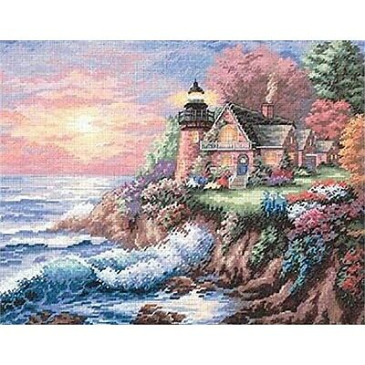 Dimensions Counted X Stitch - Gold, Guardian Of The Sea - Crafts Cross Kit 12