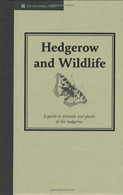 (Very Good)-Hedgerow and Wildlife: Guide to Animals and Plants of the Hedgerow (
